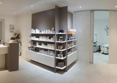 Kosmetikstudio hautnah: Die Räumlichkeiten