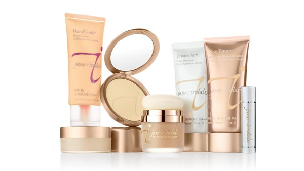 Make-up von Jane Iredale Kosmetikstudio Hautnah